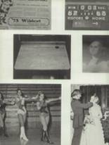 1974 Clinton High School Yearbook Page 22 & 23