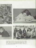 1974 Clinton High School Yearbook Page 66 & 67