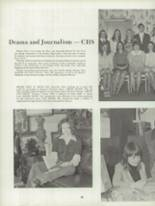 1974 Clinton High School Yearbook Page 70 & 71