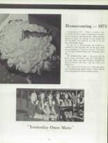 1974 Clinton High School Yearbook Page 74 & 75