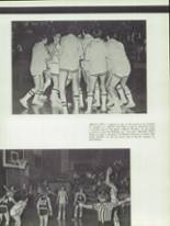1974 Clinton High School Yearbook Page 84 & 85