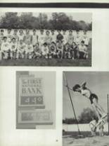 1974 Clinton High School Yearbook Page 96 & 97