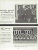 1974 Clinton High School Yearbook Page 112 & 113