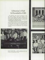 1974 Clinton High School Yearbook Page 116 & 117