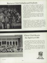 1974 Clinton High School Yearbook Page 124 & 125