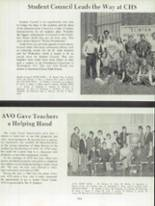 1974 Clinton High School Yearbook Page 126 & 127