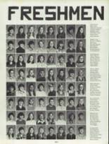 1974 Clinton High School Yearbook Page 136 & 137