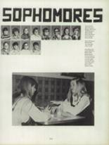 1974 Clinton High School Yearbook Page 140 & 141