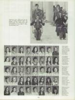 1974 Clinton High School Yearbook Page 142 & 143
