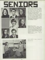 1974 Clinton High School Yearbook Page 148 & 149