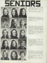1974 Clinton High School Yearbook Page 150 & 151