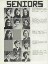 1974 Clinton High School Yearbook Page 154 & 155