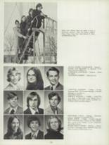 1974 Clinton High School Yearbook Page 158 & 159