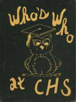 1974 Clinton High School Yearbook Page 168 & 169