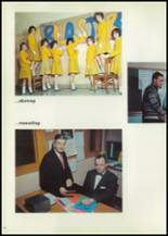 1964 Omaha North High School Yearbook Page 12 & 13
