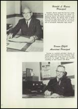 1964 Omaha North High School Yearbook Page 16 & 17