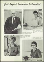 1964 Omaha North High School Yearbook Page 20 & 21