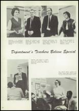 1964 Omaha North High School Yearbook Page 22 & 23