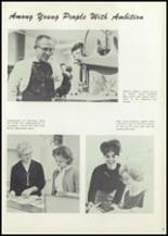 1964 Omaha North High School Yearbook Page 24 & 25
