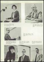 1964 Omaha North High School Yearbook Page 34 & 35