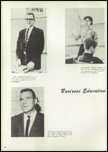 1964 Omaha North High School Yearbook Page 40 & 41