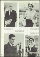 1964 Omaha North High School Yearbook Page 44 & 45
