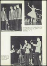 1964 Omaha North High School Yearbook Page 66 & 67