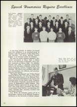 1964 Omaha North High School Yearbook Page 132 & 133