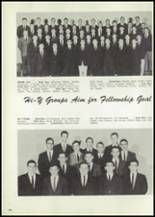 1964 Omaha North High School Yearbook Page 134 & 135