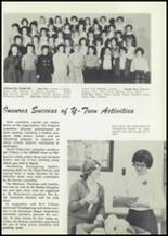 1964 Omaha North High School Yearbook Page 136 & 137
