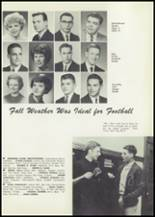 1964 Omaha North High School Yearbook Page 160 & 161
