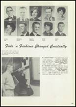 1964 Omaha North High School Yearbook Page 166 & 167