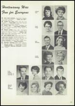 1964 Omaha North High School Yearbook Page 170 & 171