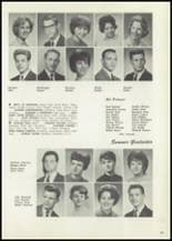1964 Omaha North High School Yearbook Page 182 & 183