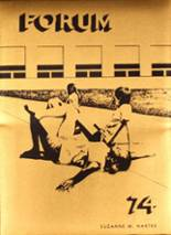1974 Yearbook Kennedy High School