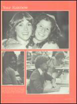 1982 Edison High School Yearbook Page 18 & 19