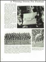 1982 Edison High School Yearbook Page 22 & 23