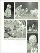 1982 Edison High School Yearbook Page 24 & 25