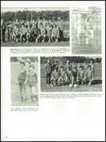 1982 Edison High School Yearbook Page 30 & 31