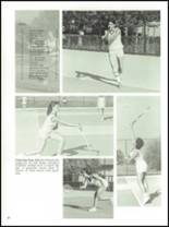 1982 Edison High School Yearbook Page 32 & 33