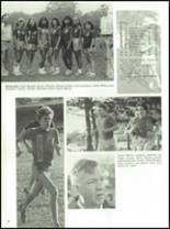 1982 Edison High School Yearbook Page 34 & 35