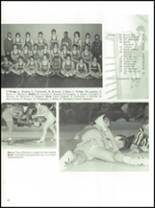 1982 Edison High School Yearbook Page 36 & 37