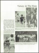 1982 Edison High School Yearbook Page 38 & 39