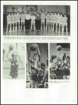 1982 Edison High School Yearbook Page 40 & 41