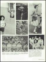 1982 Edison High School Yearbook Page 44 & 45