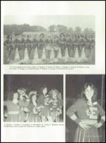 1982 Edison High School Yearbook Page 50 & 51