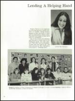 1982 Edison High School Yearbook Page 54 & 55