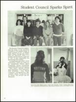 1982 Edison High School Yearbook Page 66 & 67