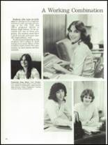 1982 Edison High School Yearbook Page 70 & 71