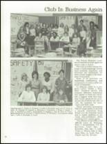 1982 Edison High School Yearbook Page 72 & 73